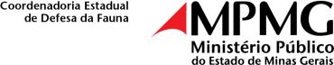 Defesa da Fauna Logotipo