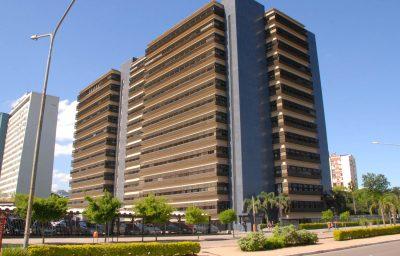 prédio do TJRS