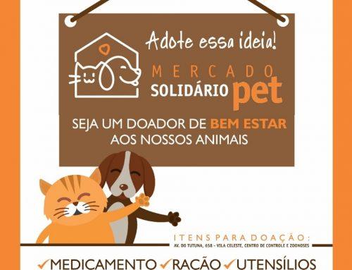 Mercado Solidário Pet
